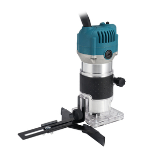 Image 3 - Электрический триммер для деревообработки 220 В 110 В 800 Вт, фрезерный станок для гравировки дерева, ручная машинка для резки дерева