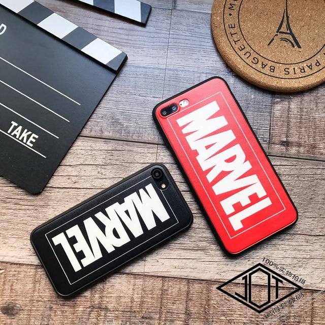 For Iphone 6 6plus 6s Plus 7 7plus 8 X Case Retro The Film Marvel ...