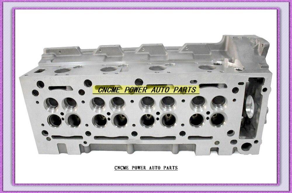 908 577 OM611.960 M611.961 Головка блока цилиндров 6110103620 для Mercedes Benz C200 C220 E200 E220 Sprinter 313 2.0L + 2.2L интерактивного компакт диска DOHC 16v
