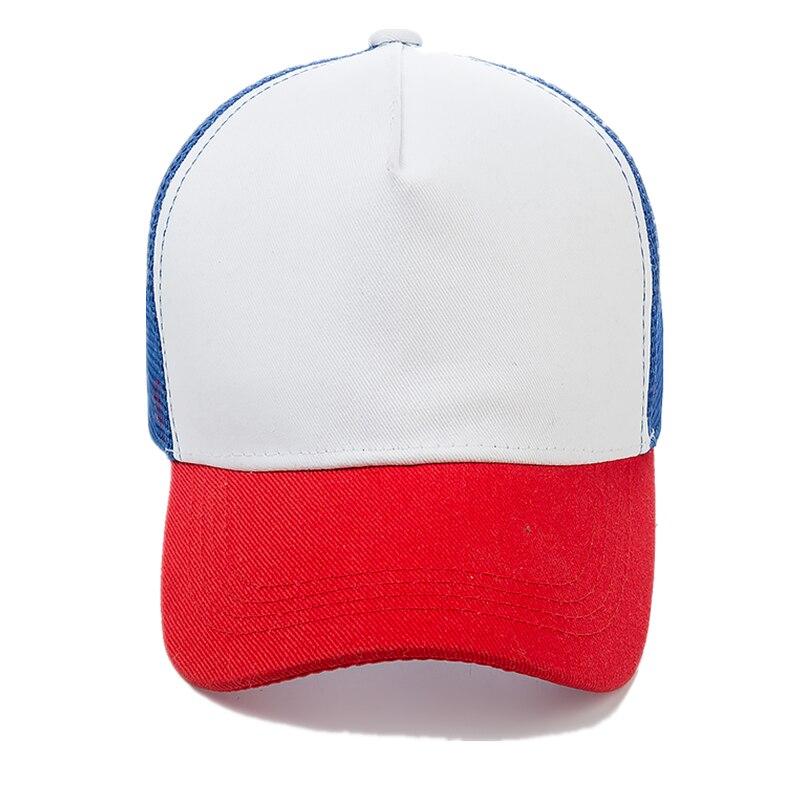 fe0e0a5cefc Detail Feedback Questions about Unisex Dustin Cap Stranger Things Cap  Summer Mesh Baseball Cap Adjustable Dad Hats Trucker Hat Cap Cosplay Stranger  Things ...