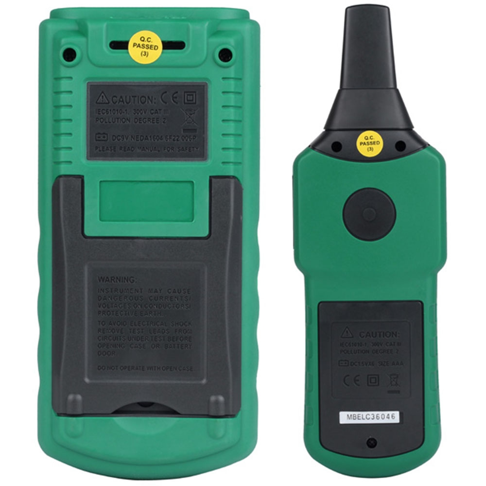 MASTECH MS6818 Cable Tester Digital Advanced Cable Tracker Wire ...