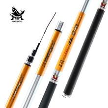 Promo offer Handing High Carbon Material ultralight Fishing Rod Telescopic Rod Stream fishing Rod Taiwan Fishing Rod For carp Fishing pesca