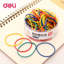 Strapping-Supplies Rubber-Band Round Deli Circle Warehouse 1-Pack Inancial Office Colored