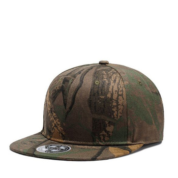 Europe America Trend Camouflage Hip Hop Caps Spring Summer Fashion Cotton Hats For Men Brand Snapback Peaked Cap Casquette