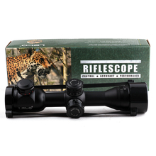 Tactical LEBO 4×32 AOME Optical Sight Glass Reticle Compact Lock Rifle Scope For Hunting Riflescope
