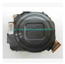FREE SHIPPING Camera Lens Zoom Repair Part For NIKON S6000 S6100 S6150 Camera Color BLACK