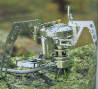 BRS Camping Stove cooking stove High Mountain Gas Stove BRS 6