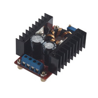 150W 10 32V To 12 35V DC DC Converter Boost Charger Power Converter Modules Adjustable Notebook