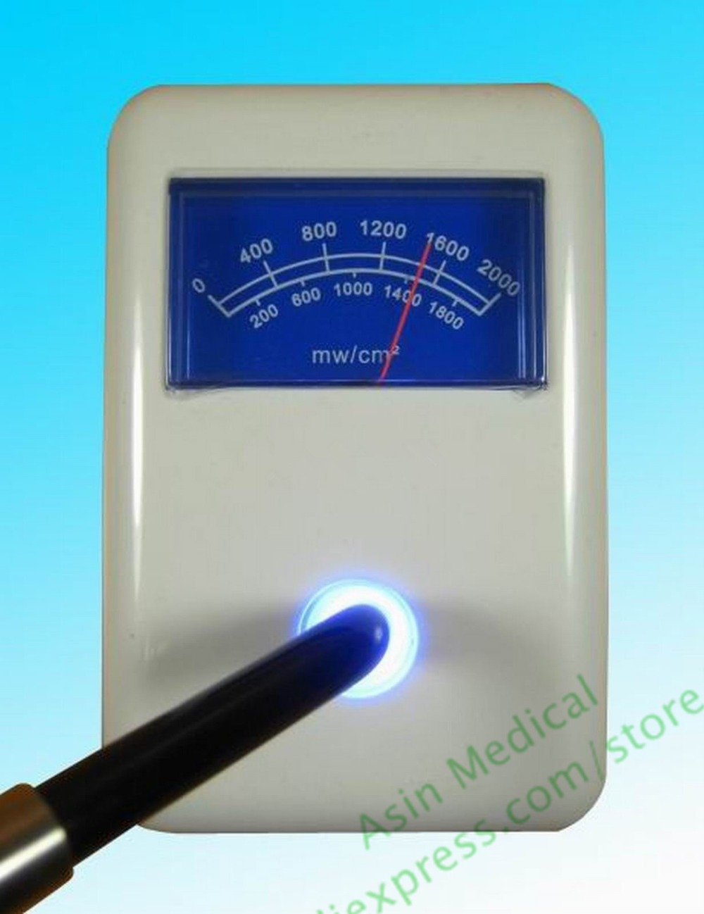 Light Cure Power Curing Light Tester Led curing Light Meter effect on composite polymerisation by light curing units invitro study