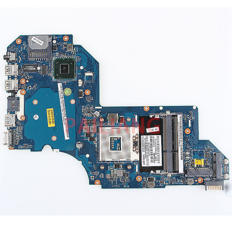 PAILIANG Laptop motherboard for HP M6 1000 M6T Mainboard 686928 001 686928 501 QCL50 LA 8713P