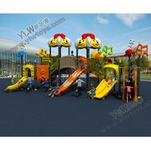 CE/TUV/SGS アミューズメントの屋外公園、エンターテイメントプラスチック子供の、学校アミューズメント再生構造