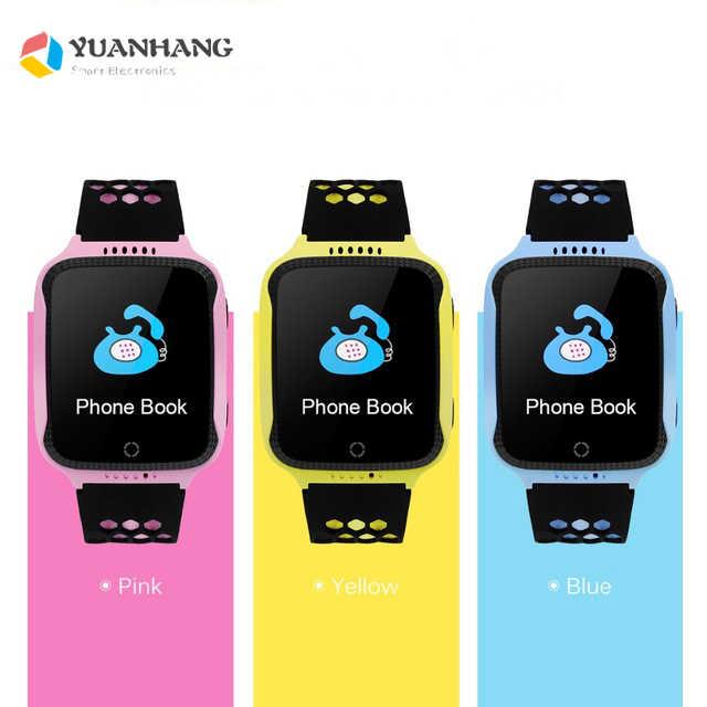 Q528 GPS Smart Watch dengan Kamera Senter Bayi Watch SOS Call Location Device Tracker untuk Anak Aman PK Q100 Q90 q60 Q50