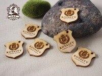 Деревянный логотип/Подарочные теги/деревянные метки/дерево логотип выгравировать на дерево/персонализированные логотип/логотип любой раз...