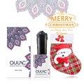 Serie Bohemia Oulac Gel Polaco 2016 Colores de Moda de Navidad Nail Art 14 ml empapa de UV Led Gel