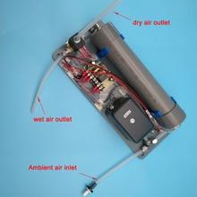 Автоматическая осушитель воздуха и нагреватель предлагает сухой воздух для генератора озона без расходных материалов для длительного использования