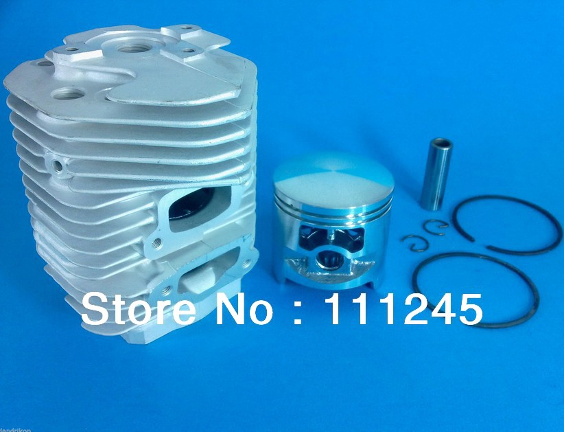 58MM TS760 Nikasil CYLINDER KIT FOR ST. 075 076 CHOP SAW ZYLINDER ASSY PISTON ASSY RING PIN CIRCLE ASSEMBLY CONCRETE SAW g451 43mm piston kit for komatsu zenoah g455 avs chainsaw cylinder assembly kolben assy ring set 45cc chain saw