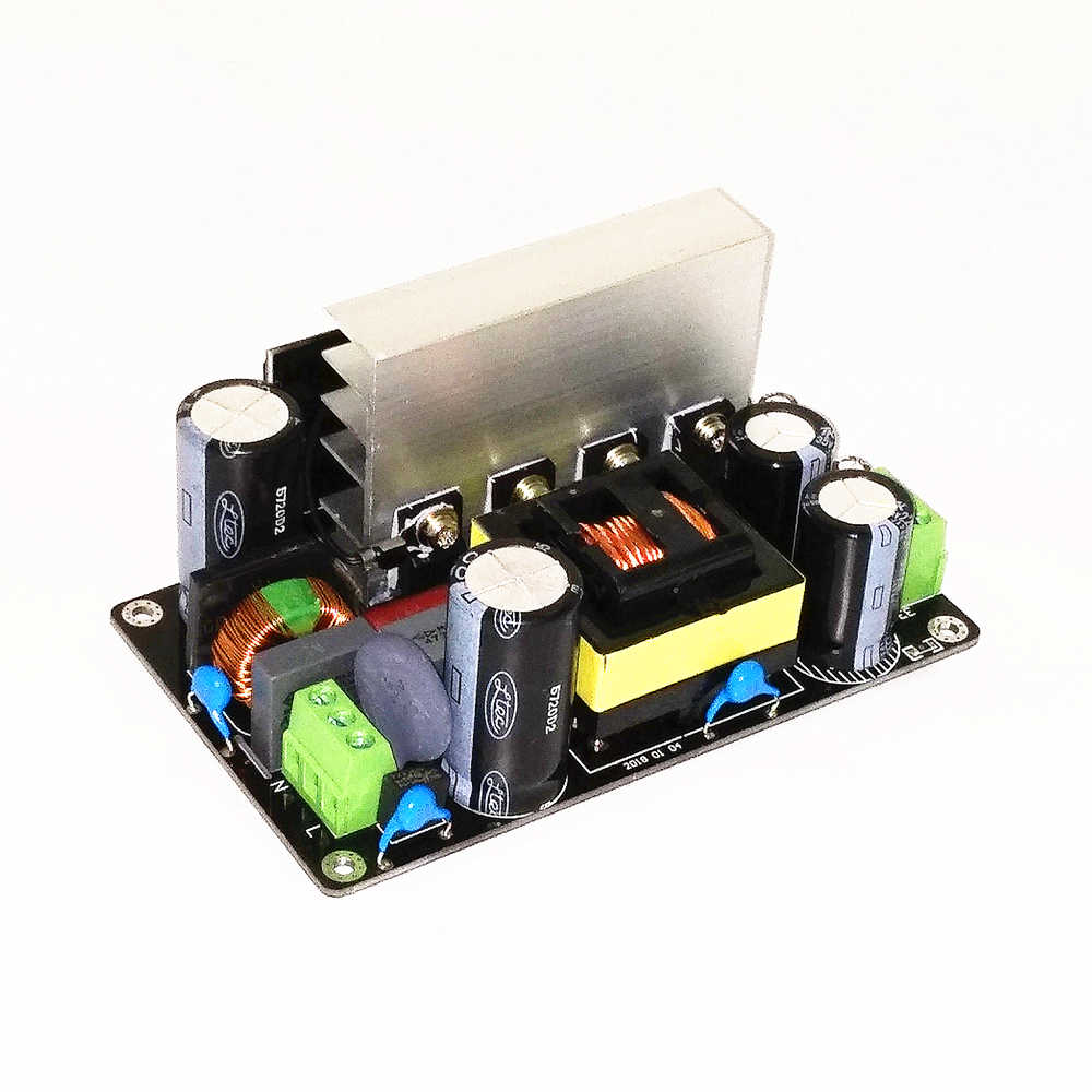 Regulated DC Dual Output 500W LLC Switch Power Supply Board DIY HIFI  Amplifier Power Supply Audio Transformer DC24V 36V 48V
