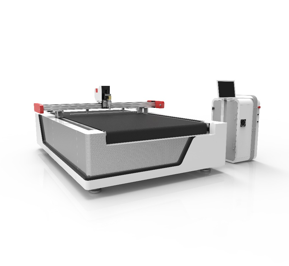 1625 Auto Feeding Flatbed Cutting Machine Knife Vibrations/corrugated Cardboard Cutter With High Speed Servo Motor