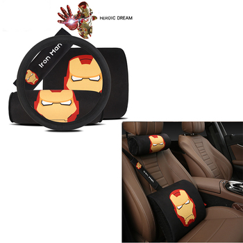 Car Seat Supports Pillow Safety Belt Cushion Cover For Alfa Romeo 159 Kia Ceed Rio Cerato Sportage Subaru Foreste Impreza Saab image