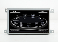 7 Inch 2G RAM Android 6 0 Car Navigation GPS System Stereo Media Auto Radio DVD