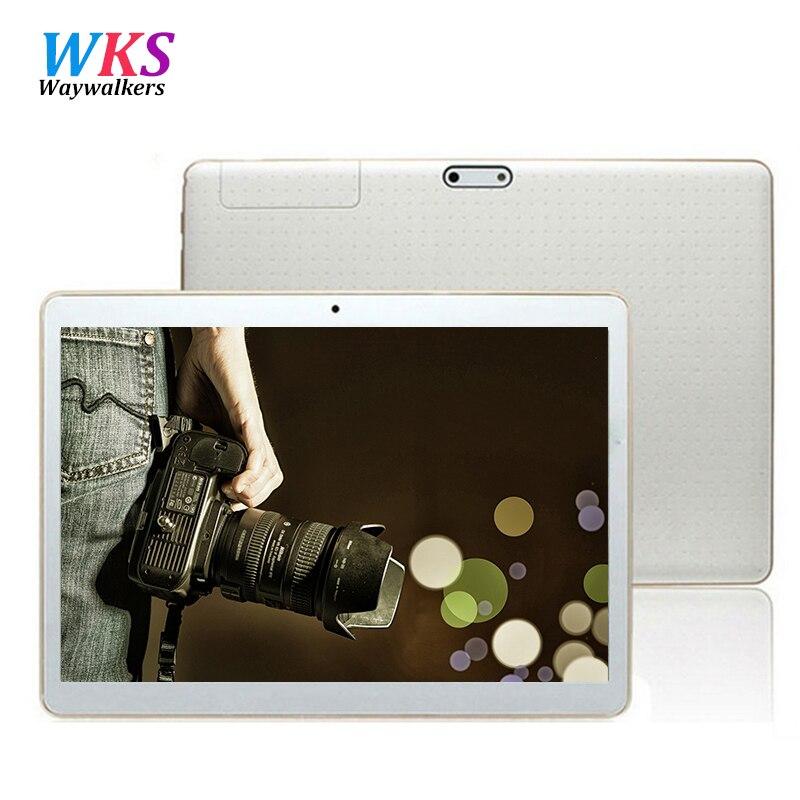 9.6 Pulgadas Original 3G y 4G LTE teléfono tablet pc Android Octa Core tableta a