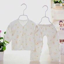 Детская одежда для сна для мальчиков и девочек; комплект одежды с принтом животных; блузка с длинными рукавами; Топы+ штаны; Пижама
