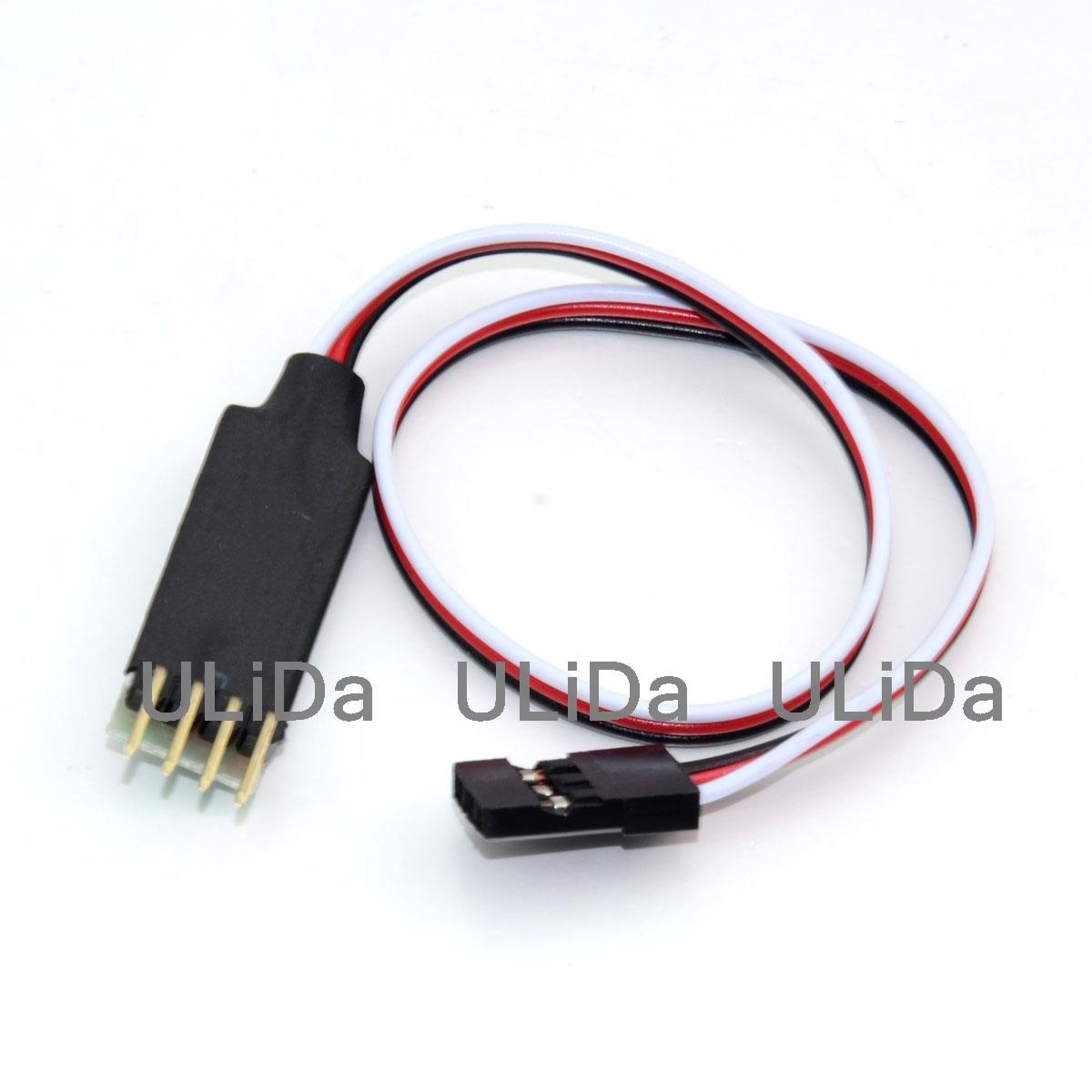 3CH LED Light Control Switch System Turn ON / Off Flash for RC Car Model