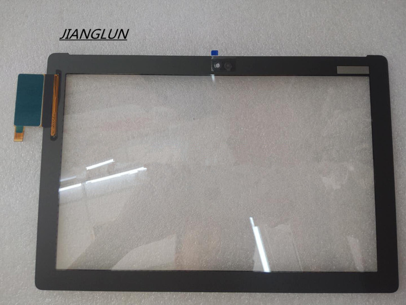 JIANGLUN Replacement Touch Screen Digitizer Front Glass For Asus ZenPad 10 Z300M P0 New touch screen digitizer glass for asus vivobook v550 v550c v550ca tcp15f81 v0 4
