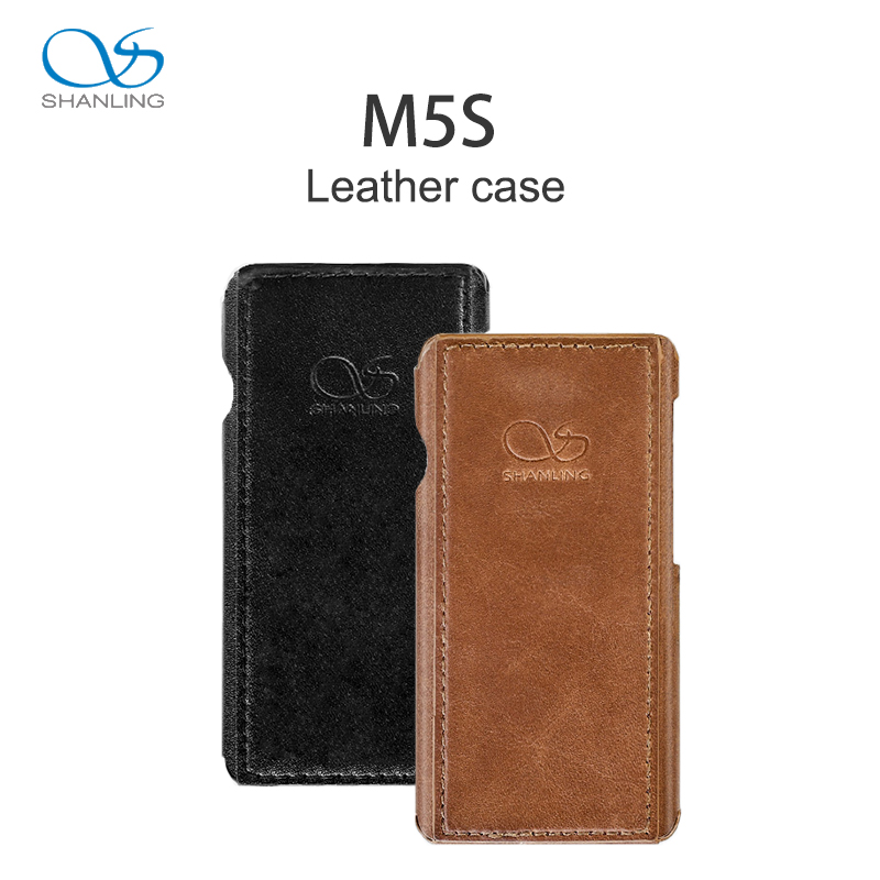 Shanling Original Leather case for M5s Music player