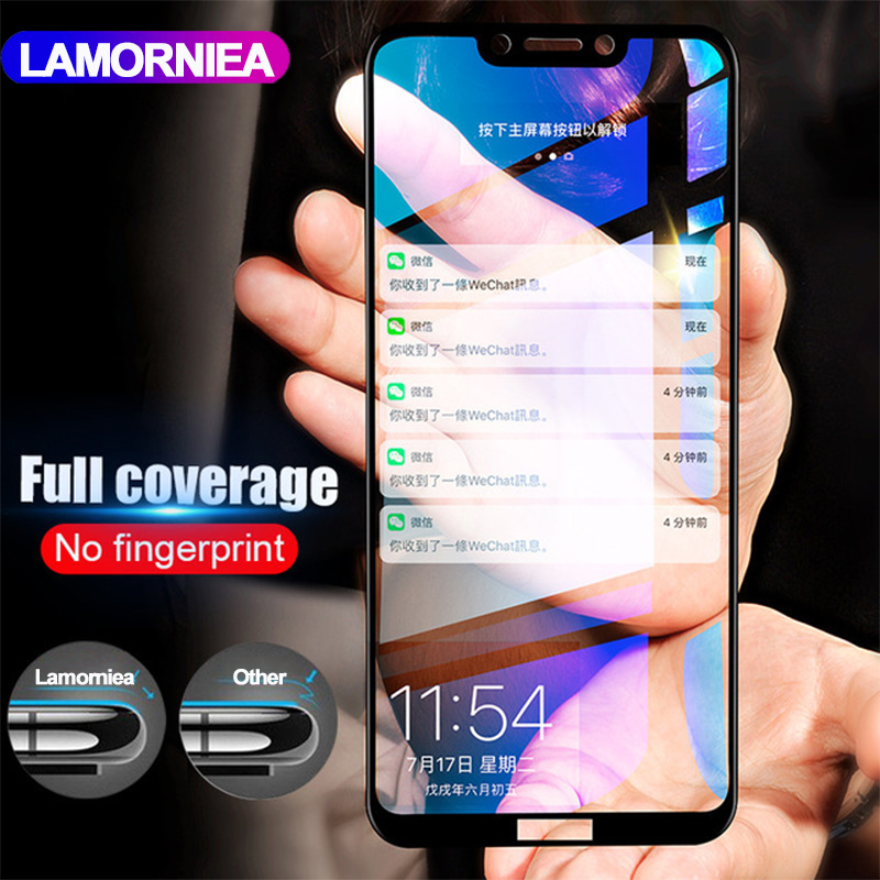 6D Full Glue Tempered Glass For Huawei Nova 4 Glass P30 Pro Mate 20 Lite Honor Play Note 10 8A Screen Protector Honor 10 9 Lite