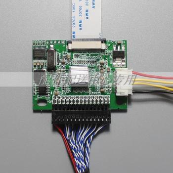 Płyta konwertera sygnału LVDS do EDP płyta konwertera sygnału dla panelu EDP I-PEX 20455-30PIN 5V tanie i dobre opinie Przemysłowe akcesoria komputerowe Driverboard Others