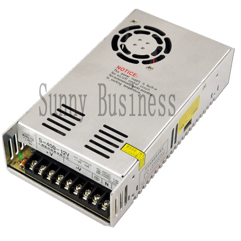 Best quality  400W Switching Power Supply Driver for CCTV camera  LED Strip AC 100-240V Input to DC 80V 48V 40V 36V 24V  12V 5V best quality 5v 2a 10w switching power supply driver for led strip ac 100 240v input to dc 5v free shipping