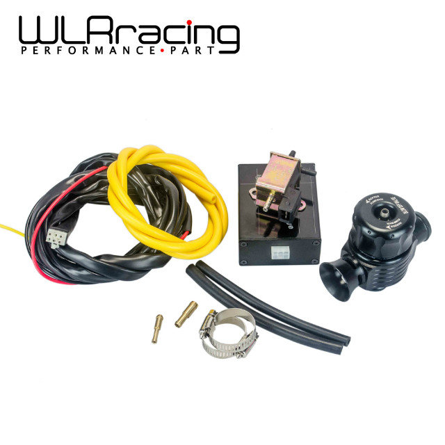 ФОТО WLRING Free shipping-ElectrIcal Diesel  Blow Off Valve With Horn and Adapter /Diesel Dump Valve/Diesel BOV with Horn and Adapter