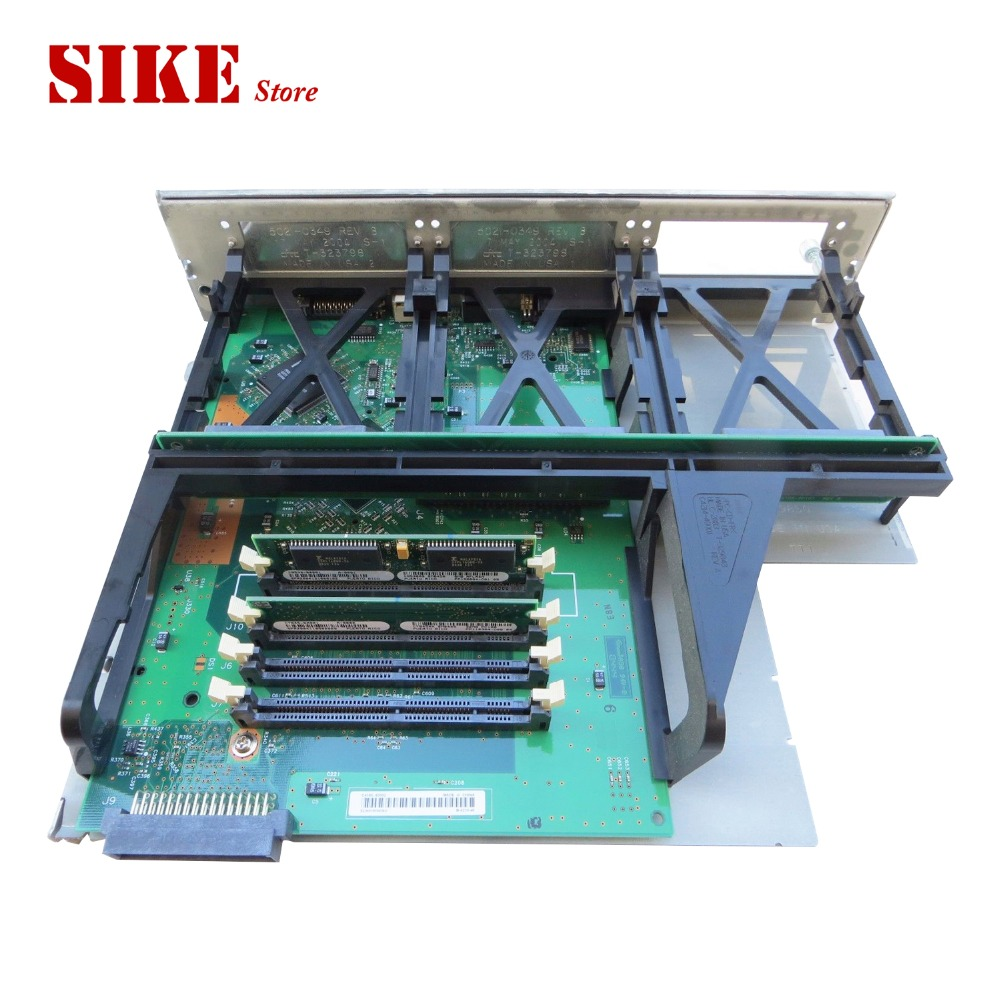 C4165-60002 Logic Main Board Use For HP LaserJet 8150 8150N 8150DN HP8150 Formatter Board Mainboard q7508 60002 q3713 69002 logic main board use for hp 5550 5550n 5550dn hp5550 formatter board mainboard