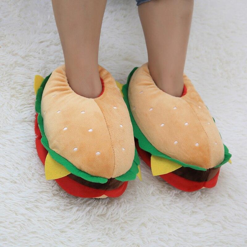 Burger Slippers 4