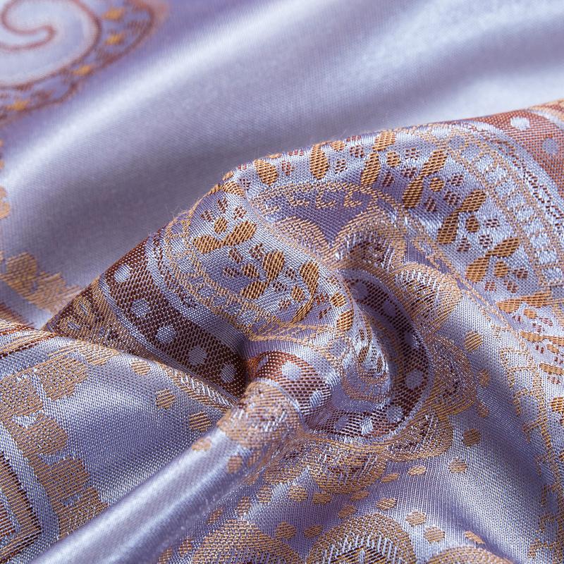 United Set Purple Bed 8