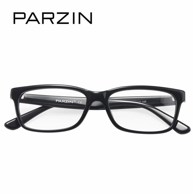 c101fc8758d PARZIN High Quality Full Frame Glasses With Clear Lenses Myopia Eyewear  Frames Online Store Prescription Eyeglass