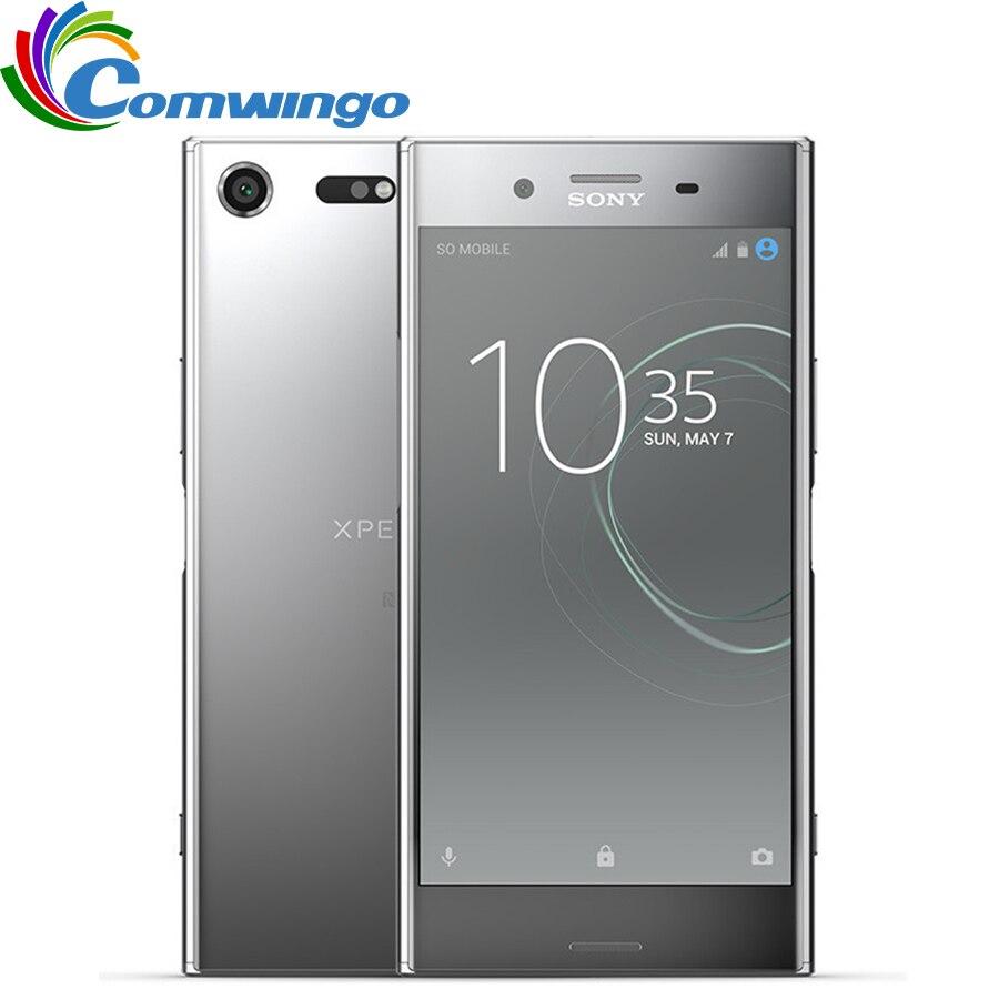 Original débloqué Sony Xperia XZ Premium G8141 RAM 4GB ROM 64GB 4G LTE Android Octa Core 5.5