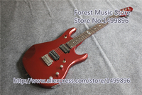 New Arrival Dark Wine Red Custom 24 Music Man John Petrucci 7 Guitar In Stock