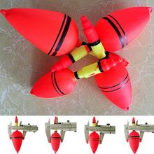 Bighead carp, silver carp and the like 10Pcs Big Belly Fish Floats Buoyancy stick Rock Fishing Drift Sea Floats
