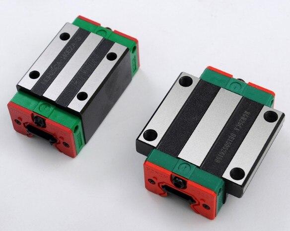 1pcs/lot HIWIN linear guide HGH25CA/HA slide slider1pcs/lot HIWIN linear guide HGH25CA/HA slide slider
