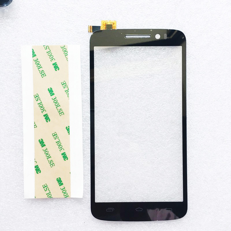 Phone Touch Screen For Prestigio MultiPhone PAP 7600 Duo PAP7600 Touchscreen Digitizer Sensor Front Glass Panel