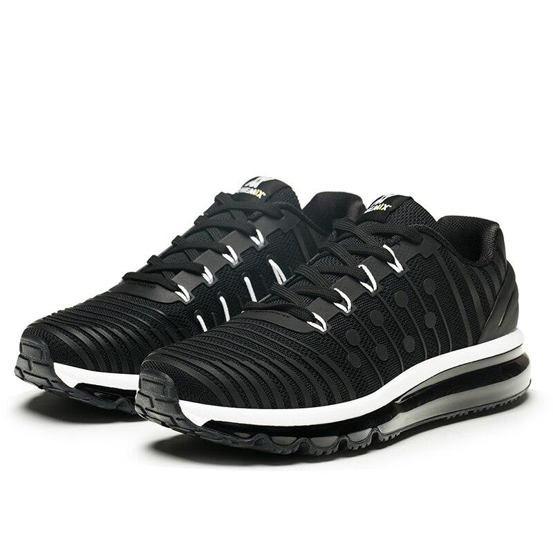 ONEMIX кроссовки для бега, мужские кроссовки с высоким берцем, новинка 2019, удобные кроссовки с амортизацией, спортивная обувь для тренировок, обувь для взрослых мужчин, большие размеры - 2