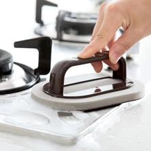 Kitchen Magic Sponge Cleaning Brush Diamond Sand Super Power