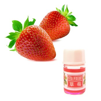 Fresh Strawberry Fragrance Aromatherapy Essential Oil for Diffuser Humidifier 3ml 100% Pure natural Aroma oil