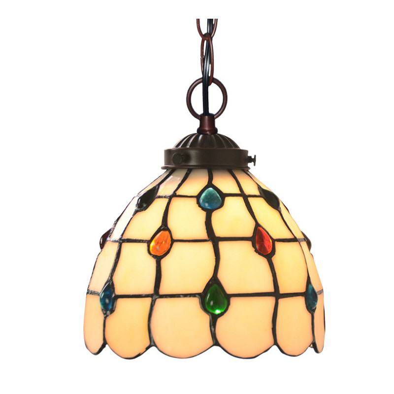 Single LED Hanging Lamp Light Pendant Farmhouse Lighting
