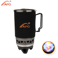 APG 2016 900ml Camping Gas Stoves Cooking System And Portable Gas Burners