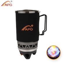 APG портативный система для приготовления  и портативкая газовая горелка