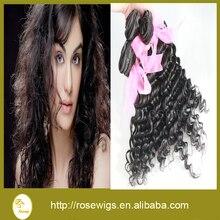 Top Quality brazilian Virgin Hair curly 3 pcs 6A Brazilian  Virgin Hair Extension Free Shipping