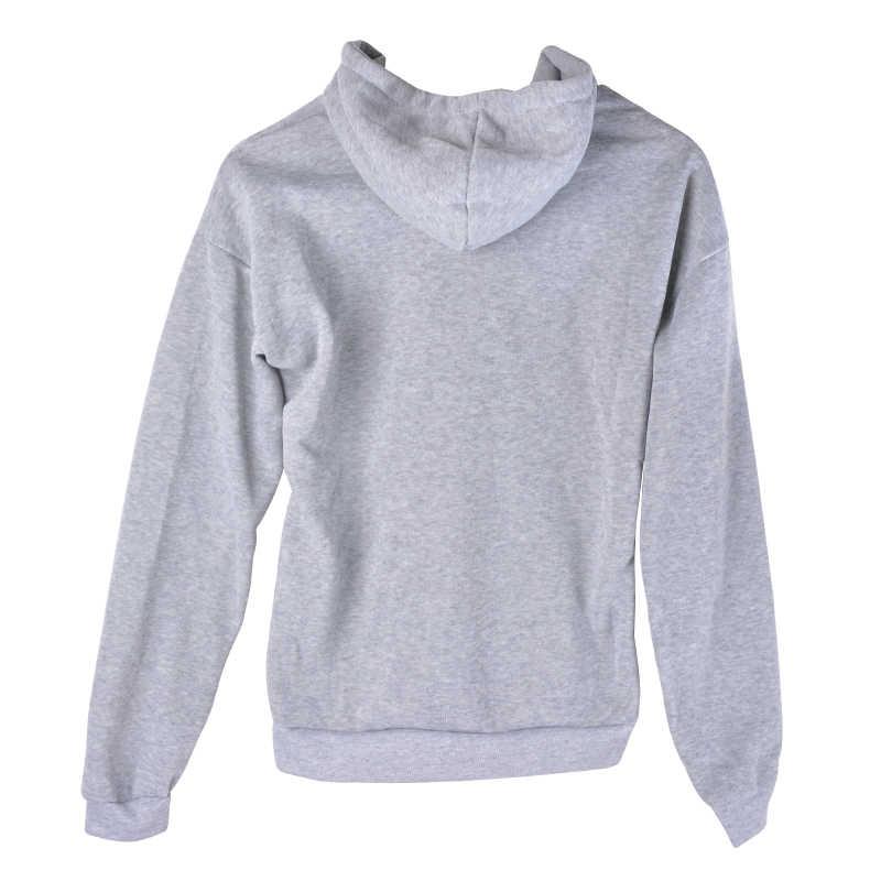 S-6XL женские розовые толстовки пуловер тренировочные свитеры 2018 Осенняя кофта для бега Свободные флисовые плотные женские тренировочные Топы Рубашки